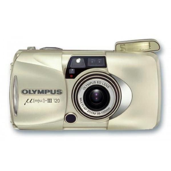 Olympus µ[mju:]-III 120-31